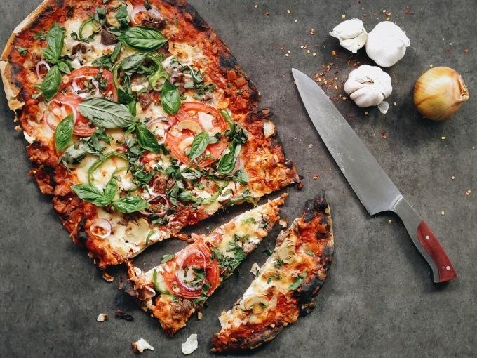 Children's Pizza Party - Abinger Cookery School