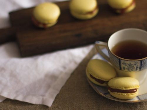 Macaron Making – Evening - Abinger Cookery School