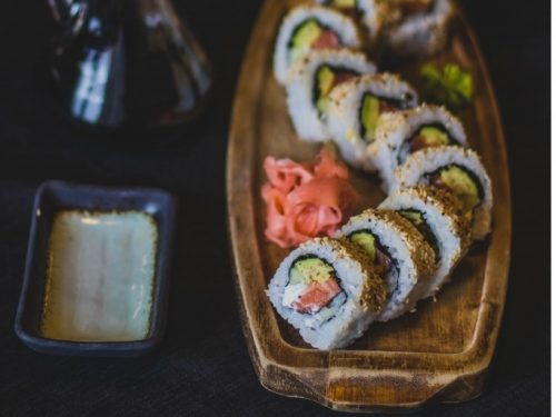 Sushi Workshop - Abinger Cookery School