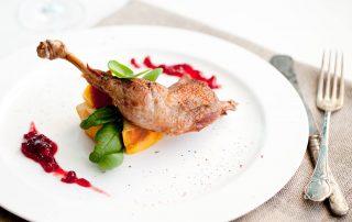 Confit Pheasant Legs recipe