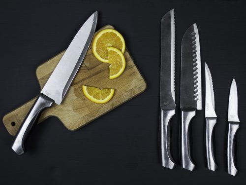 Knife Skills - Abinger Cookery School