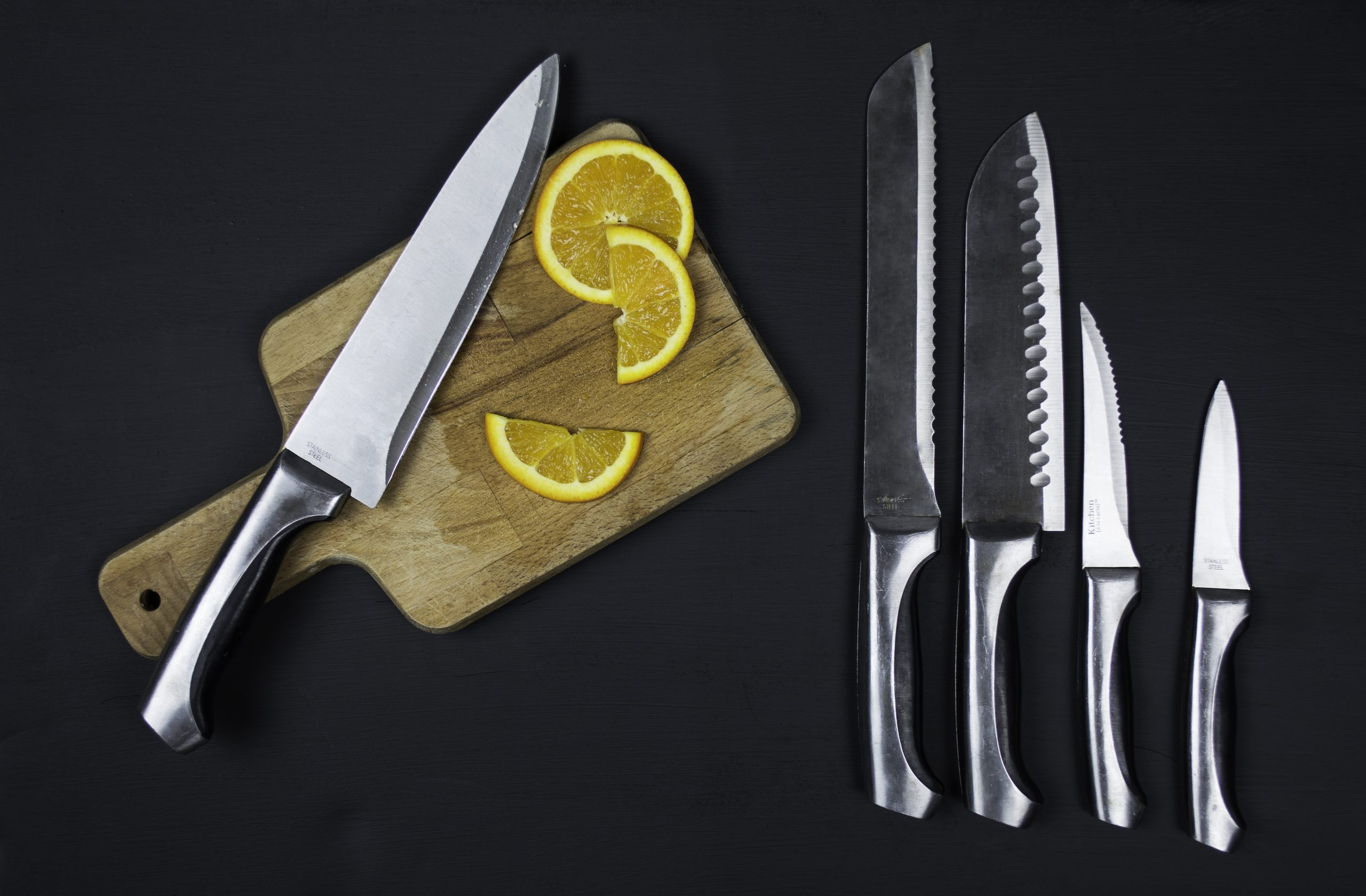 Knife Skills - Abinger Cookery School