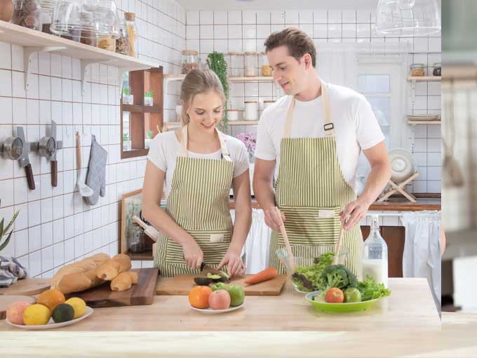 Chalet Cooks Course - Abinger Cookery School