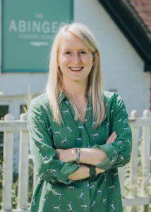 Lizzie Marsh - Abinger Cookery School