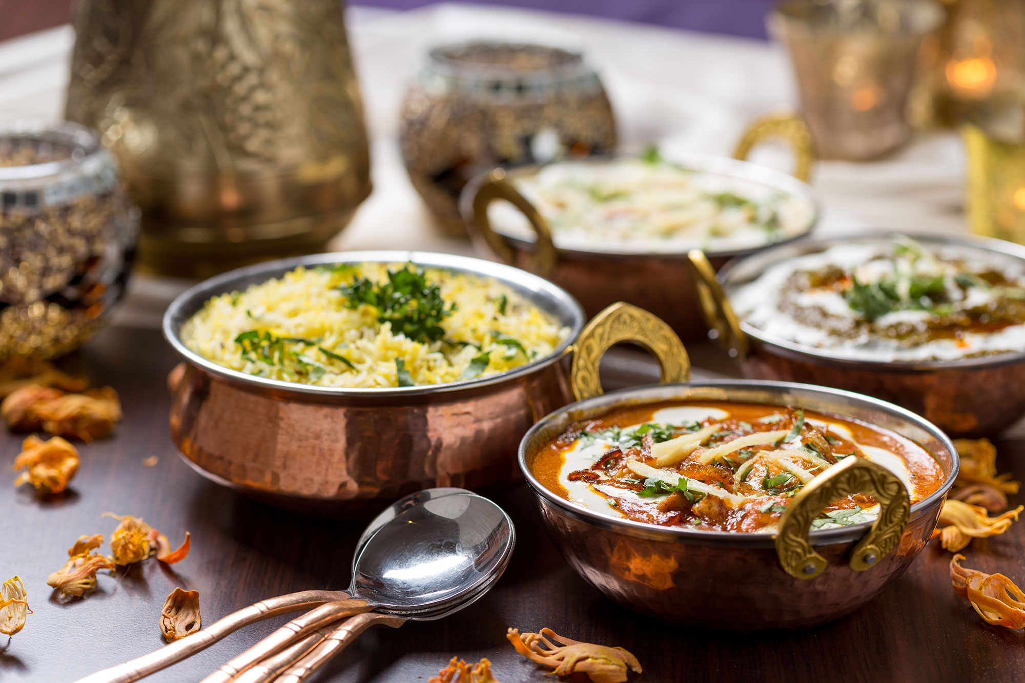 Indian cookery with Hari Ghotra